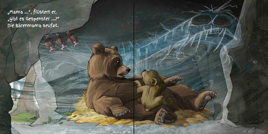 Bärenhöhle/Wind